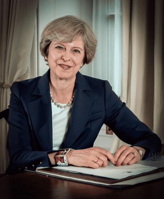 Therasa May y el Brexit