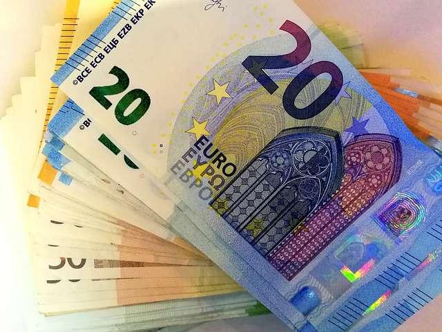 billete euro